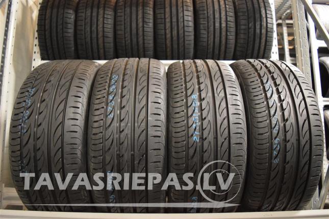 tires pirelli p zero nero gt 245 40 r19. Black Bedroom Furniture Sets. Home Design Ideas