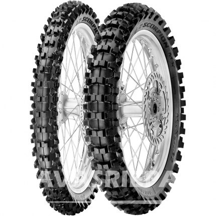 PIRELLI SCORPION MX32 MID SOFT 120/80 R19