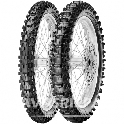 PIRELLI SCORPION MX SOFT 410 100/90 R19