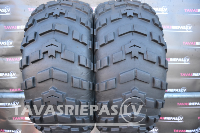 Carlisle Badlands A/r Atv Tire 255/70 R12