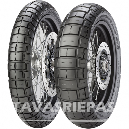 PIRELLI SCORPION RALLY STR 120/70 R19