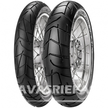 PIRELLI SCORPION TRAIL 190/55 R17