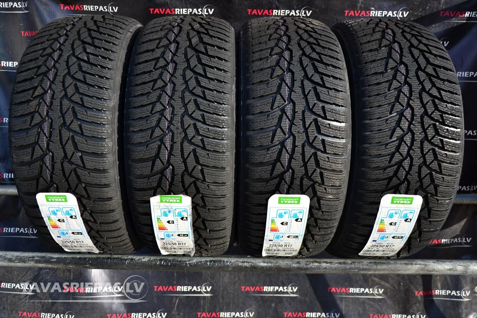 Tires Nokian Wr D4 225 50 R17