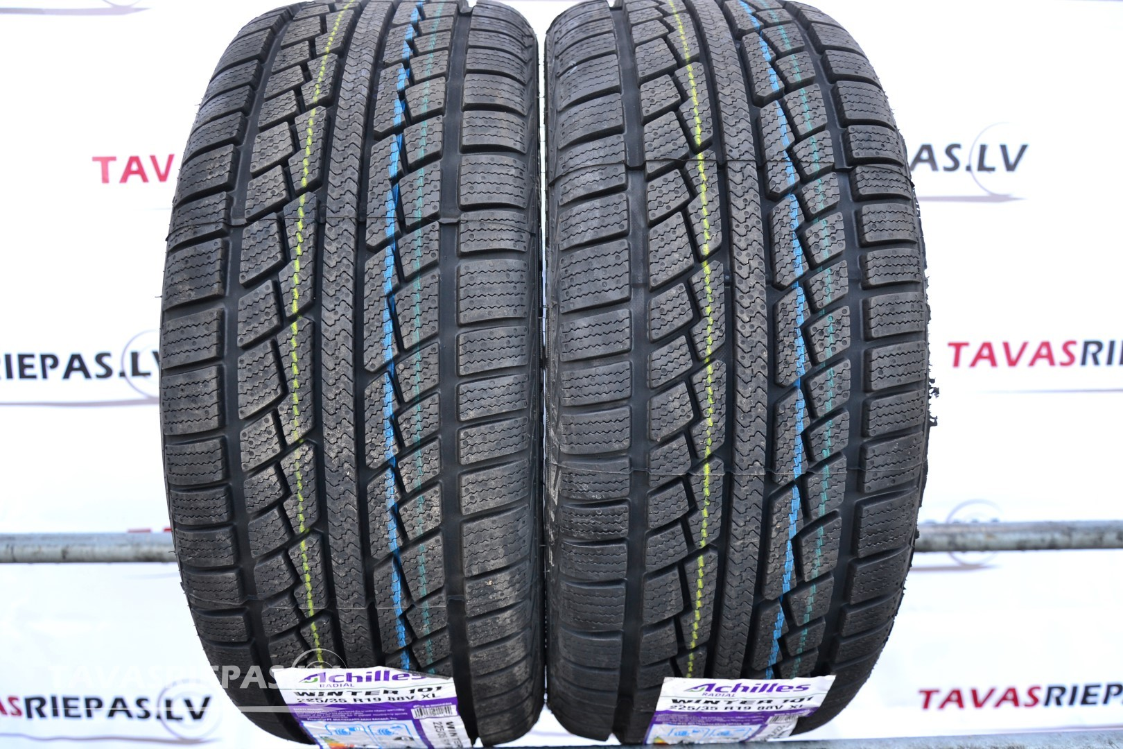 Tires Achilles Winter 101 225 35 R19