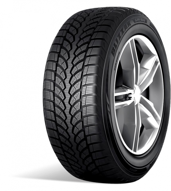Bridgestone Blizzak LM80 Additional info